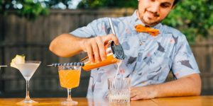 hire a barman Ipswich
