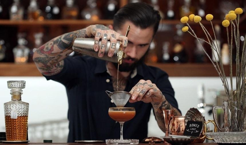Hire A Bartender