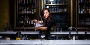hire female bartender at home